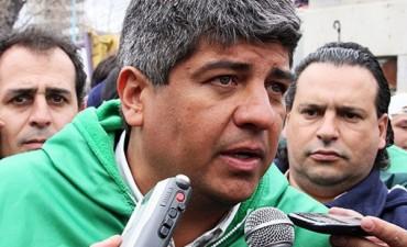 """Pablo Moyano festejó la paritaria de Camioneros: """"¡Triaca, la tenés adentro!"""""""