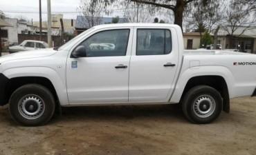 El Municipio de Federal incorporo nuevo vehiculo