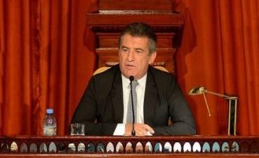 Urribarri propone crear una Comisión Bicameral para tratar la Ley de Comunas