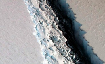 Preocupación por el desprendimiento del iceberg más grande de la historia