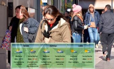 El verano se coló con 24 grados en invierno pero advierten que vuelve el frío