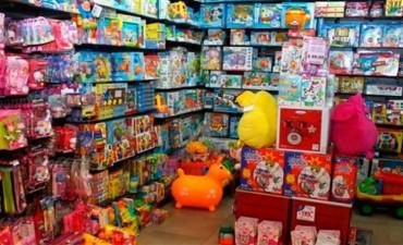 Por el día del Niño, se pueden comprar juguetes en 3 cuotas sin interés