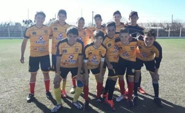 El Sub-15 de fútbol de Federal se prepara para el próximo provincial