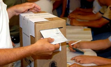 PASO: En Entre Ríos hay 564 escuelas habilitadas para votar. En Federal serán 75 mesas