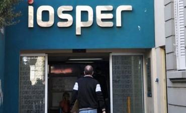 Iosper: el aumento del ocho por ciento será para todos los prestadores