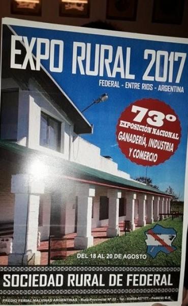 Este es el programa la 73 Exposición Nacional de Ganadería Industria y Comercio