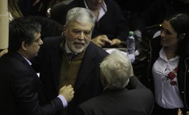 El oficialismo no logró expulsar a Julio De Vido de la Cámara de Diputados