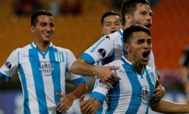 Racing ganó en Colombia y se metió en los octavos de final de la Sudamericana