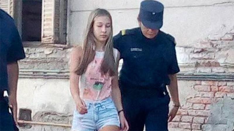 Nahir Galarza, la mujer más joven condenada a perpetua: La edad a la que saldría