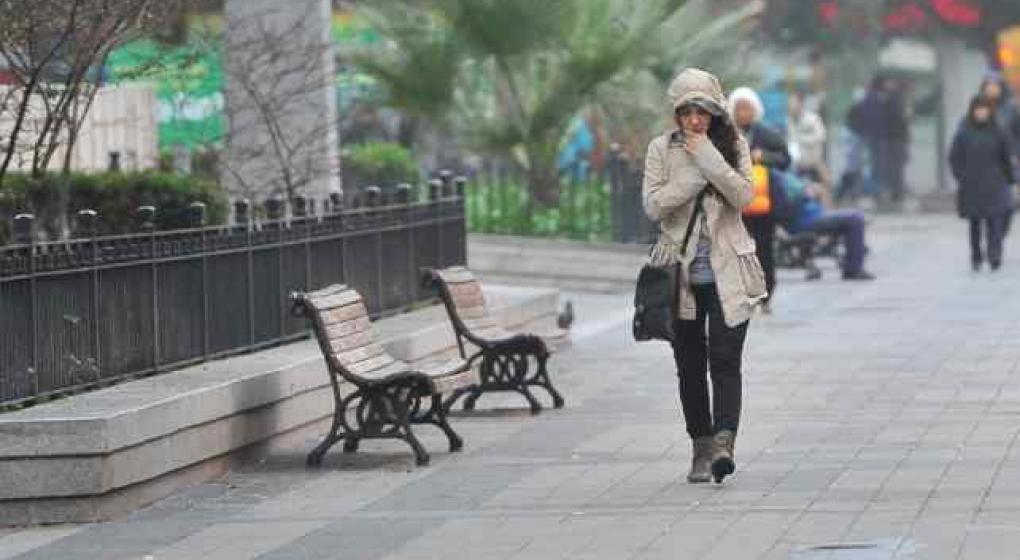 El fin de semana largo continuará frío y con mínimas de 6°C