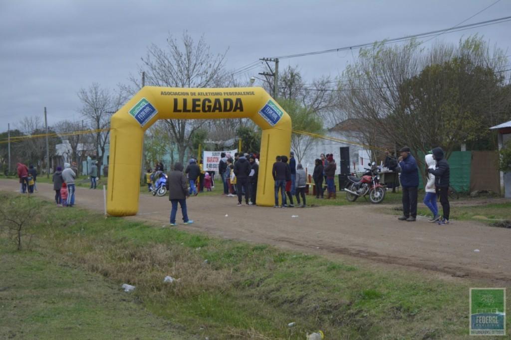 """SE REALIZÓ LA COMPETENCIA """"20 AÑOS ESCUELA DE ATLETISMO ROBERTO CARLOS CALDERARA"""""""