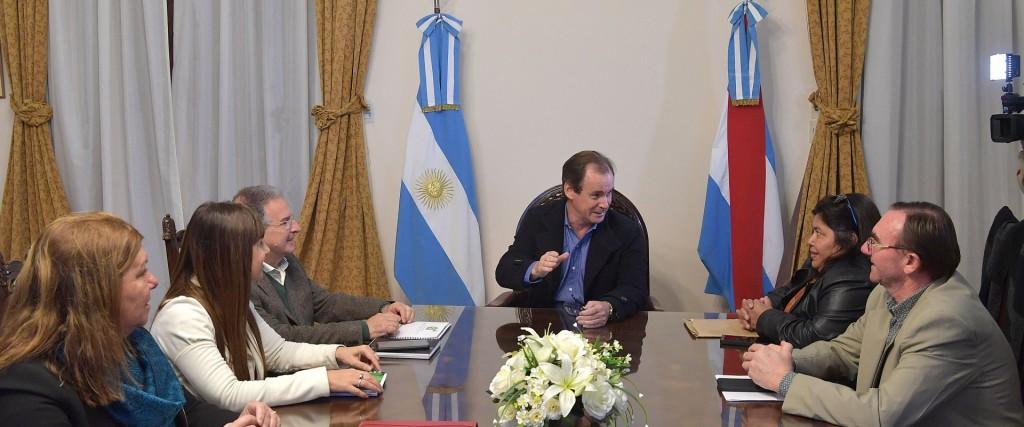 La provincia proyecta obras nuevas para el norte entrerriano