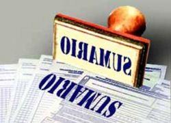 Concejales aprobaron sumario administrativo para Agente Municipal