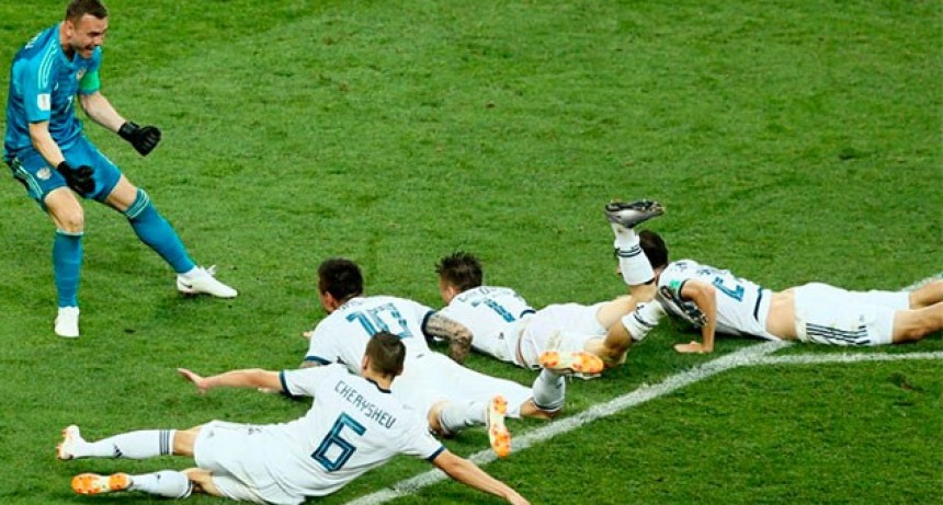 Batacazo Mundial: Rusia eliminó de la Copa del Mundo a España por penales