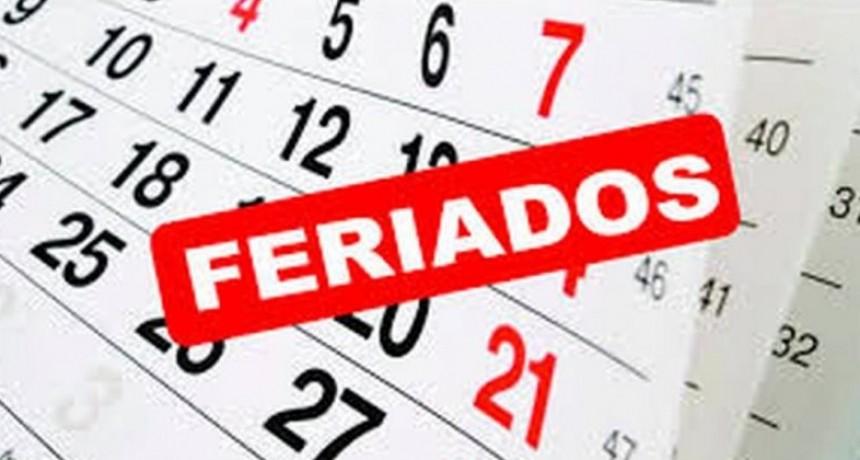 Los fines de semana largos que quedan en 2018 tras el feriado del 9 de julio