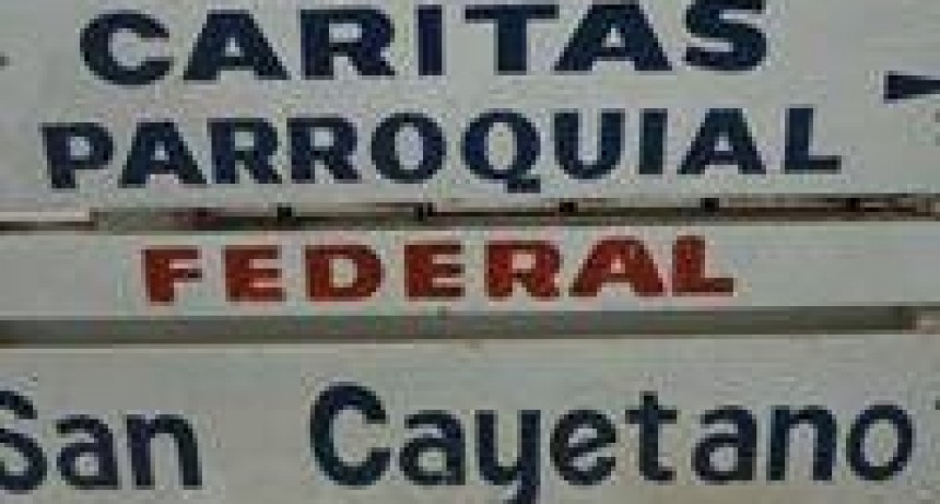 COLECTA ANUAL DE CÁRITAS 2018