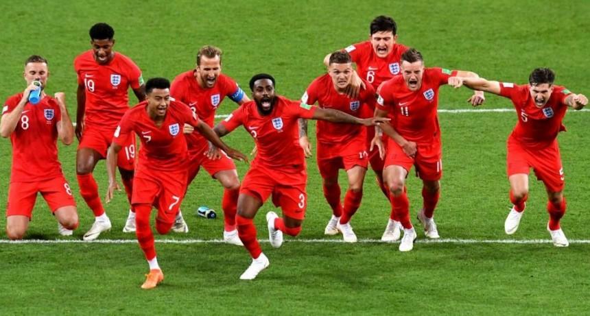 Rusia 2018: Inglaterra revive en los penales ante una Colombia que acarició la hazaña