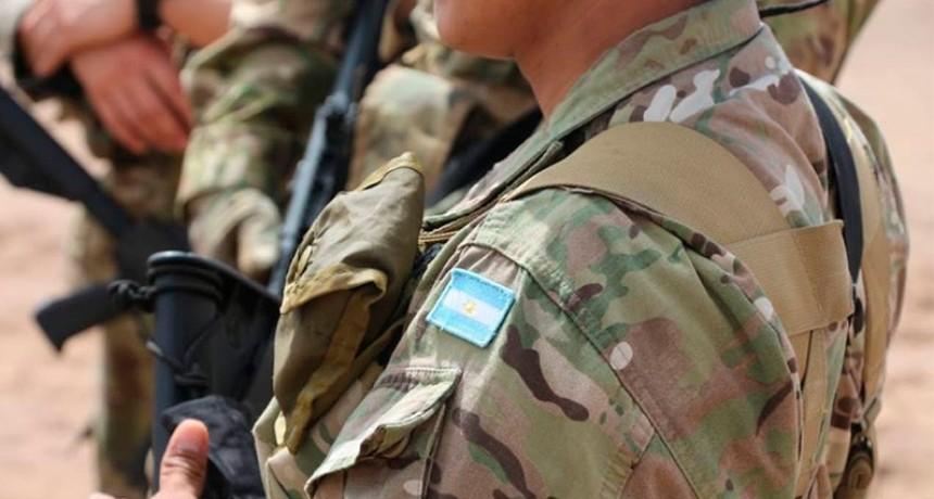 El Gobierno modificó la escala de haberes del personal militar