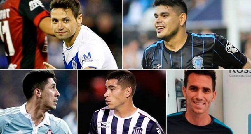 Se mueve el mercado de pases: los equipos se refuerzan pensando en el arranque de la Superliga