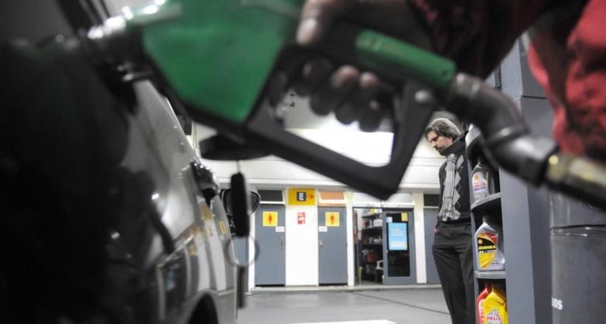 Las naftas aumentaron hasta 4 pesos en algunas estaciones: Los nuevos precios