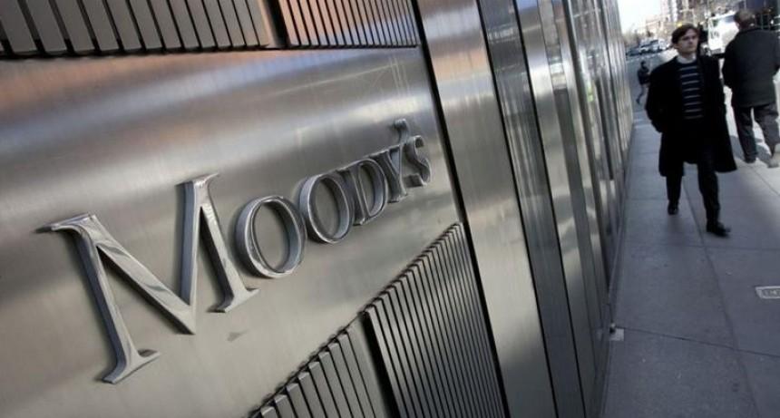Moody's alerta sobre la situación fiscal de las provincias