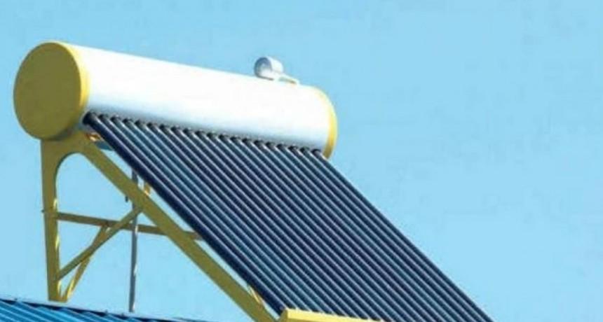 Entrerrianos podrán acceder a un plan para la instalación de termotanques solares