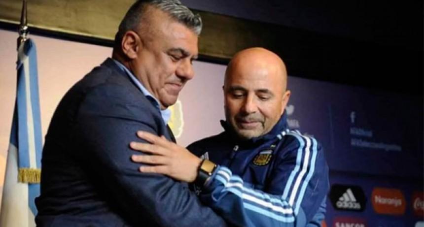 El ciclo de Jorge Sampaoli en la Selección Argentina llegó a su fin