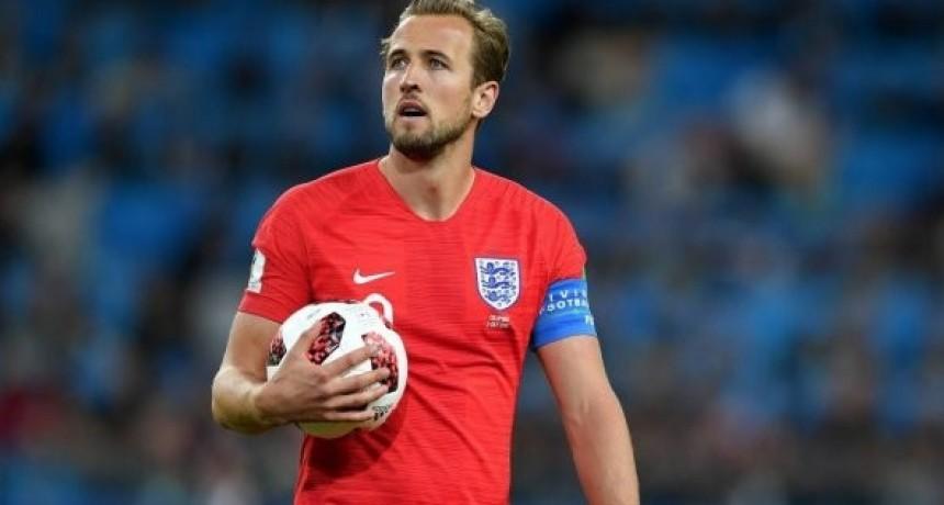 Kane, el goleador del Mundial de Rusia 2018