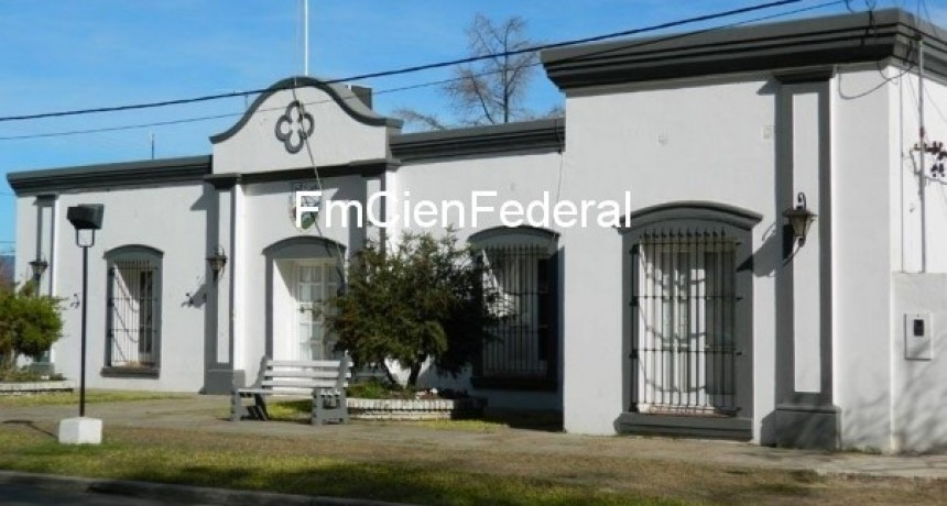 Concejales de Federal aprobaron la Ordenanza General Impositiva