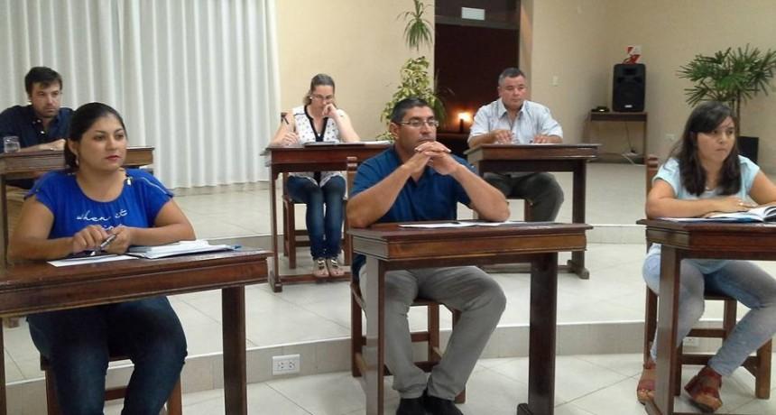 Concejales aportaron sugerencia a la Comisión de Seguimiento de control y avance de obras de boliche bailable