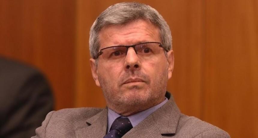 El juez Rossi vuelve hoy a su puesto y le restituyen el dinero que no cobró durante la suspensión