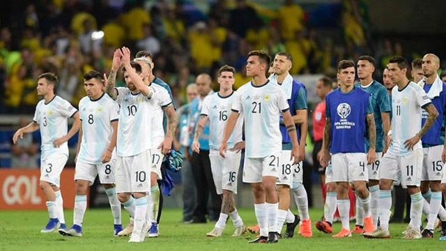Se terminó la ilusión: Argentina cayó ante Brasil y quedó eliminada de la Copa América