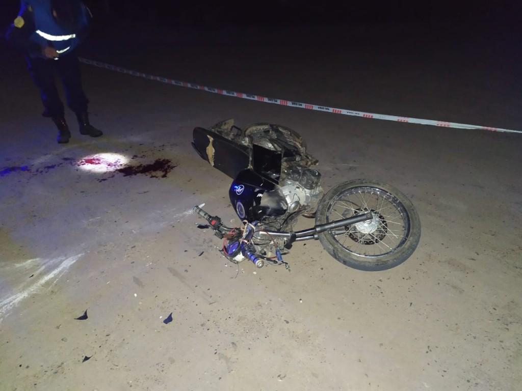 Accidente con lesionados graves