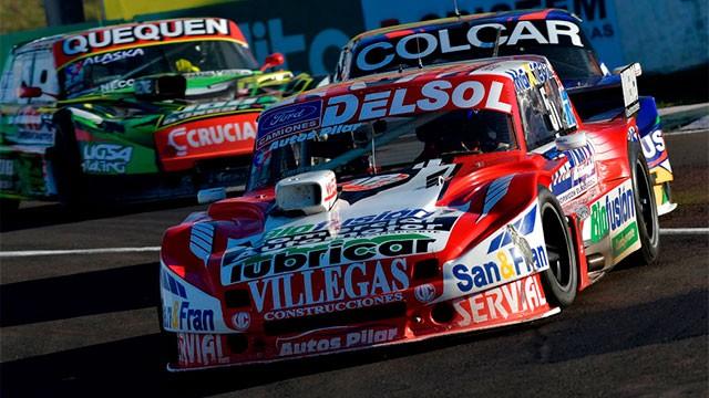 TC en Posadas: Juan Pablo Gianini se quedó con la octava final del año y Werner fue quinto