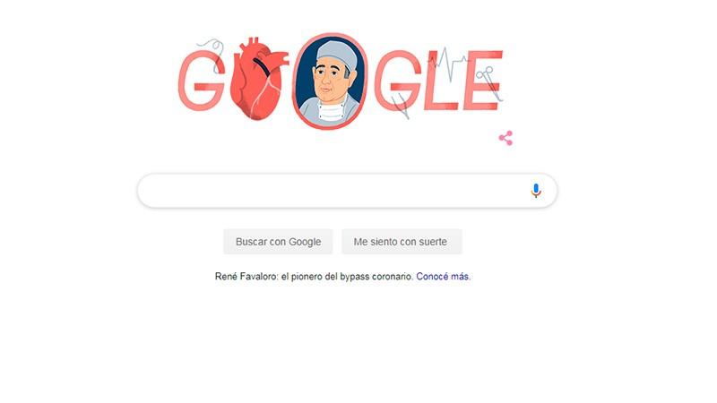 Homenaje a René Favaloro: El creador del bypass cumpliría hoy 96 años