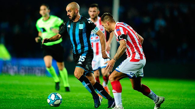 Racing y Unión abrieron la Superliga con un empate sin goles