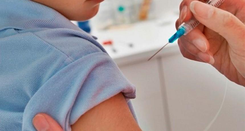 El gobierno niega que haya comprado menos vacunas y garantizó el calendario
