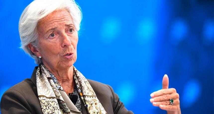 Christine Lagarde se retira del FMI y conducirá el Banco Central Europeo