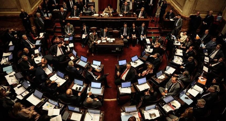 Los senadores nacionales ya no podrán canjear pasajes por dinero