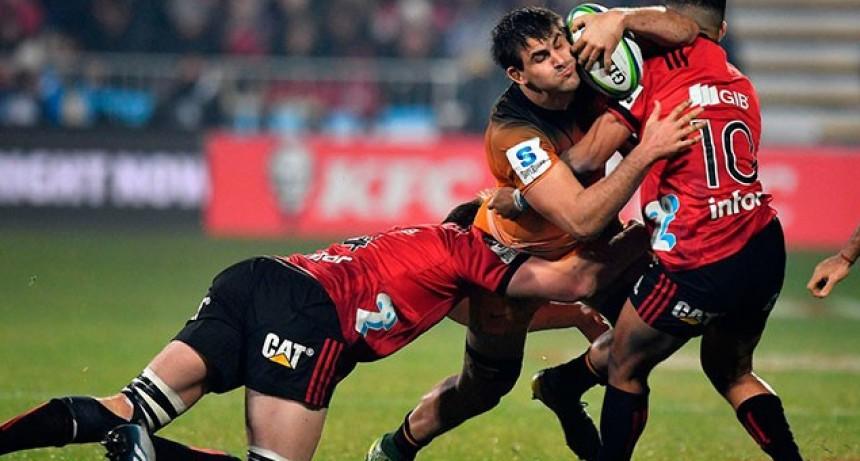 Se acabó el sueño para Jaguares: Crusaders es el tricampeón del Super Rugby