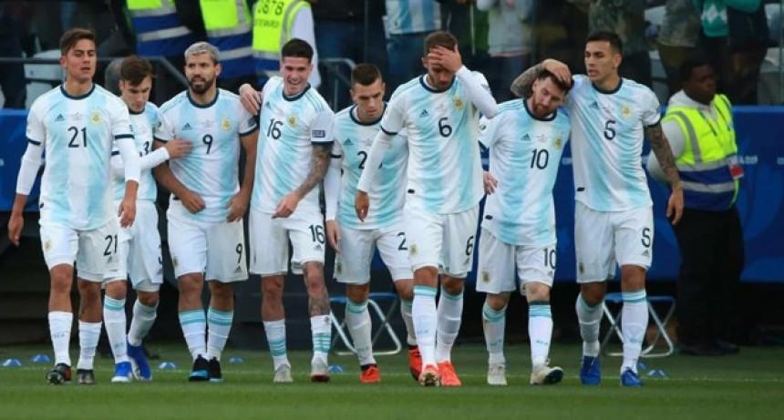 Argentina venció a Chile y se quedó con el bronce en la Copa América
