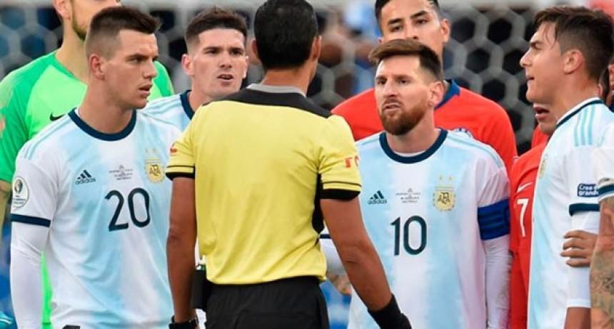 La posible suspensión a Lionel Messi: Qué dice el reglamento y dónde se aplicaría