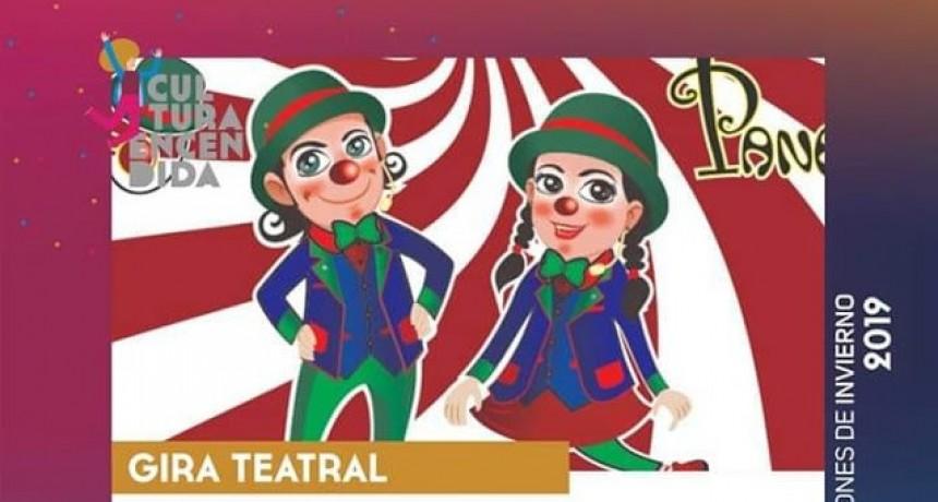 Teatro Infantil en estas vacaciones de invierno