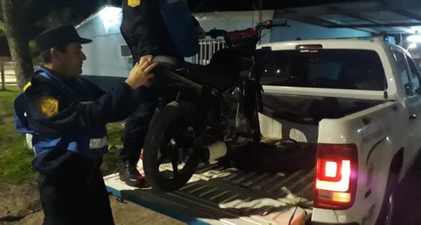 Retención de motos , automóvil y arrestos contravencionales