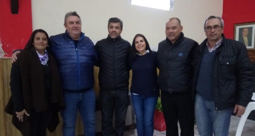 Proyecto Federal confirmo el apoyo a De Angelis y Lena