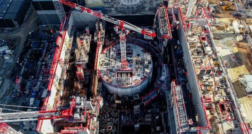 El experimento de fusión nuclear más grande del mundo se inicia en 2025