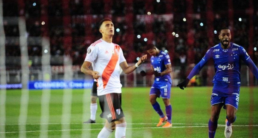River no pudo con Cruzeiro
