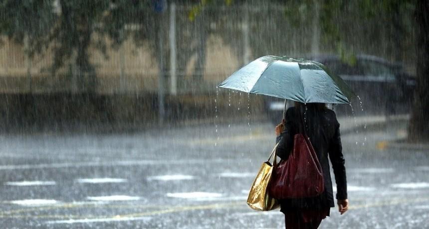 Días grises: Nubes, lloviznas y baja sensación térmica