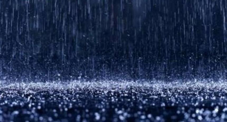 Alerta por abundantes precipitaciones en Entre Ríos y otras cuatro provincias
