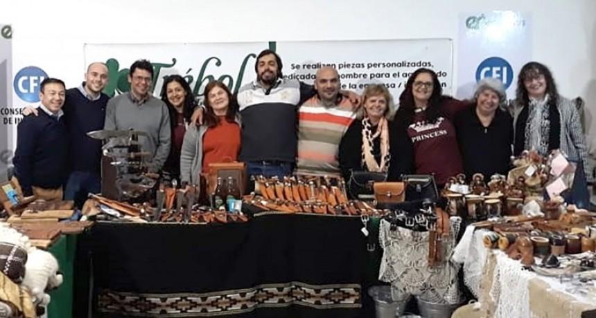 Artesanos entrerrianos mostraron su producción en la Fiesta del Poncho en Catamarca